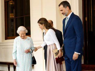 Despedida en Buckingham