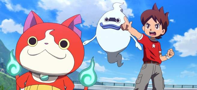 'Yo-kai Watch'