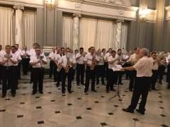 Presentació del Certamen de Bandes Ciutat de València