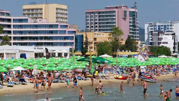 Slanchev Bryag, la Costa del Sol del Mar Negro