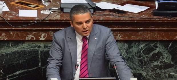 El secretario ejecutivo de Agricultura, Agua y Medio Ambiente, Jesús Cano