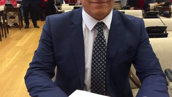 El diputado de Cs Luis Salvador