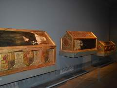 Aragón pide permiso al juez para llevarse sus obras de arte de Lleida