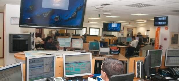 Sala operativa del 1-1-2