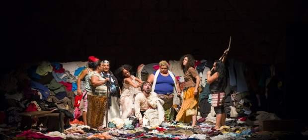 Ndp La Diputación Repite Lleno En La Tercera Representación Del Festival De Teat