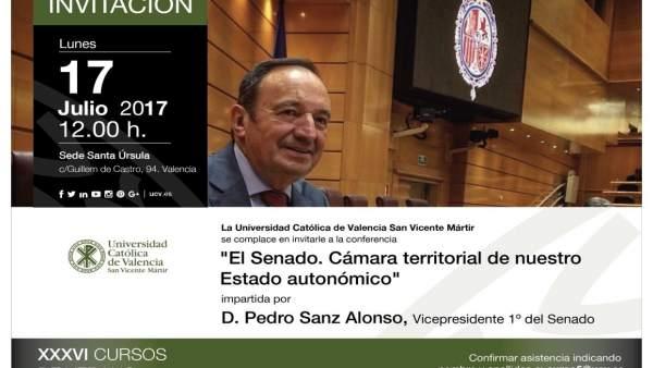 Valencia. Previsión Pedro Sanz. Lunes 17 Julio