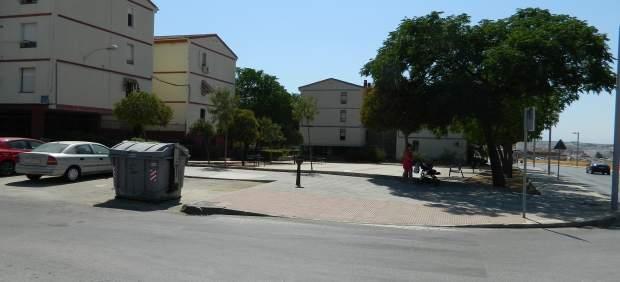 Plaza Duque de Rivas de Linares.