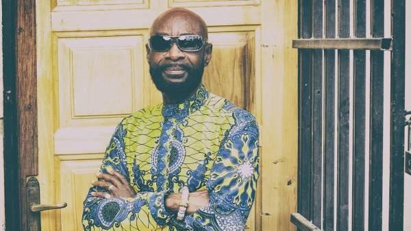El ghanés Pat Thomas