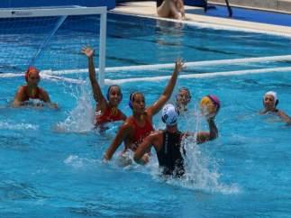 España Nueva Zelanda selección española femenina waterpolo Mundial