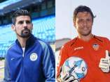 Nolito y Alves