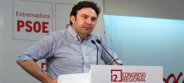 Enrique Pérez, tras conocer los resultados de las primarias