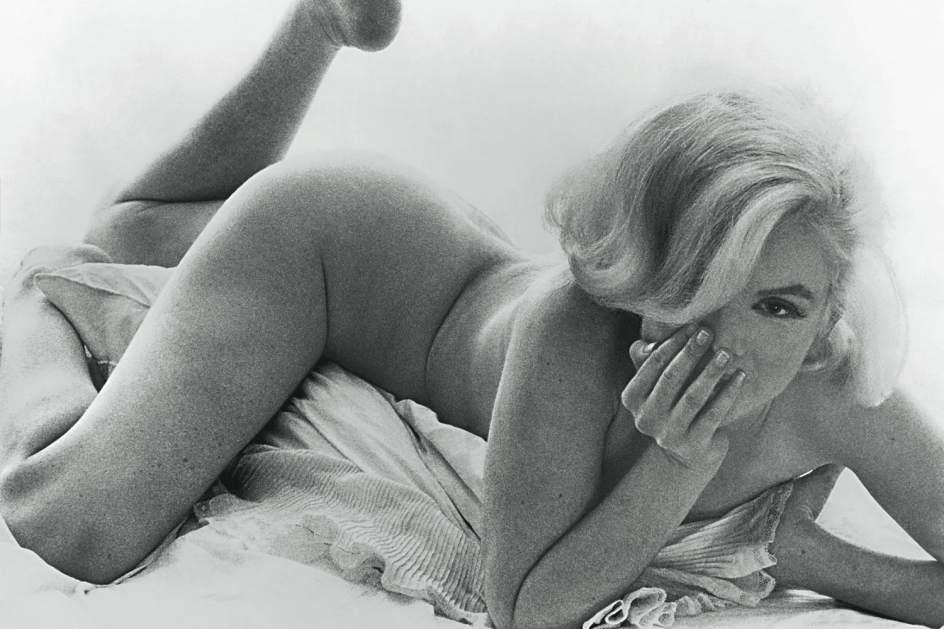 La última sesión de Marilyn Monroe