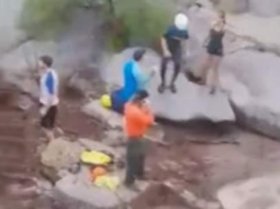 Inundaciones en Arizona