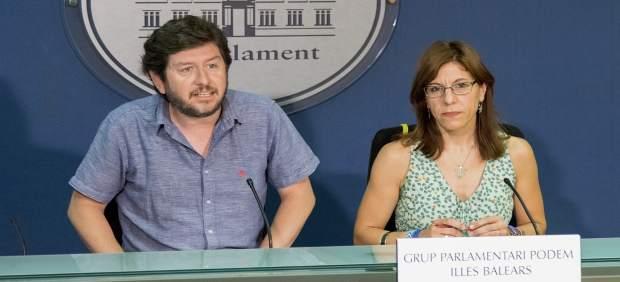 Rueda De Prensa Avanç Del Ple De Demà Llei Lloguer Turístic