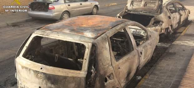 Remitiendo Np Opc Huelva 'La Guardia Civil Detiene A Tres Personas Por Provocar