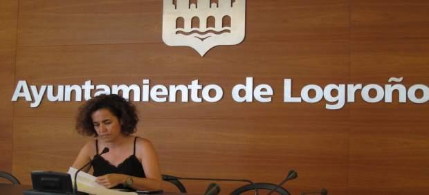 La portavoz del PSOE en la valoración de la obra