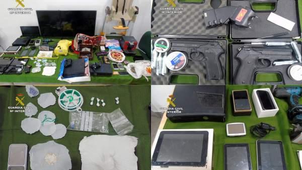La Guardia Civil Detiene A Tres Expertos Delincuentes Dedicados Al Robo En Vivie