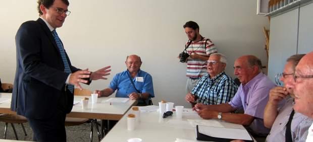 Salaamanca: Mañueco Con Los Mayores