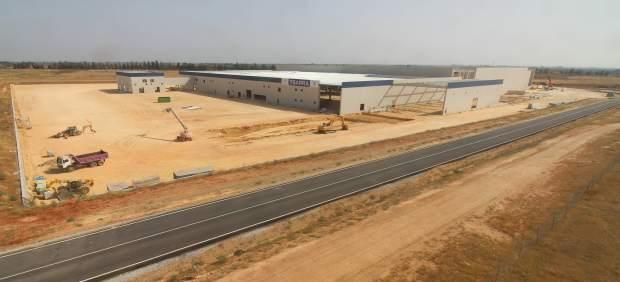 Nuevas instalaciones en Dos Hermanas del Grupo Ybarra.