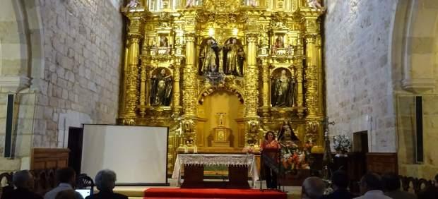 Burgos: Retablo De Poza De La Sal
