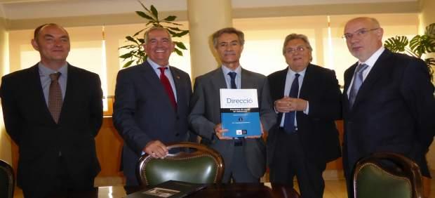 D.Baltazar, A.Pi, A.Rodriguez, A.Siurana y R.Font