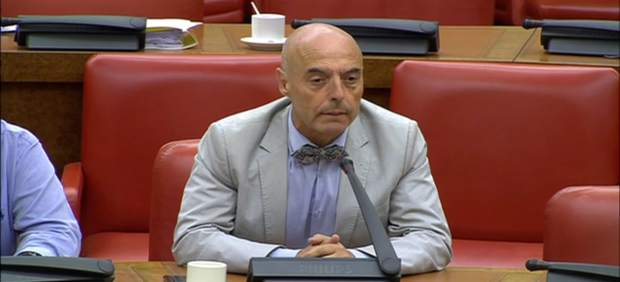 Antonio Hurtado en el Congreso