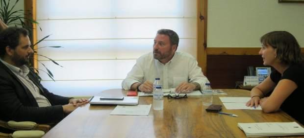 Juan Ortiz, José Luis Soro Y Teresa Artigas