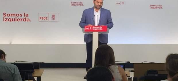 Rueda de prensa de José Luis Ábalos en Ferraz