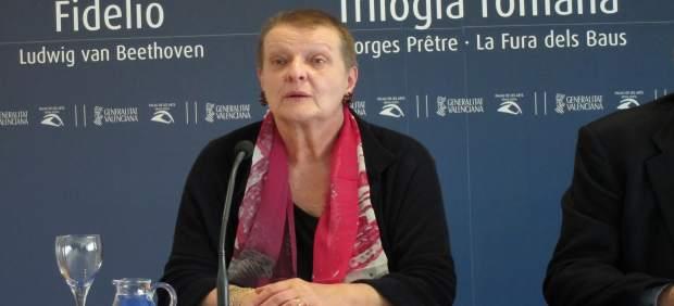 La Intendente Del Palau De Les Arts, Helga Schmidt