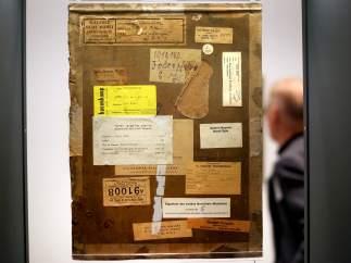 Cuadro de Paul Klee, posiblemente robado por los nazis