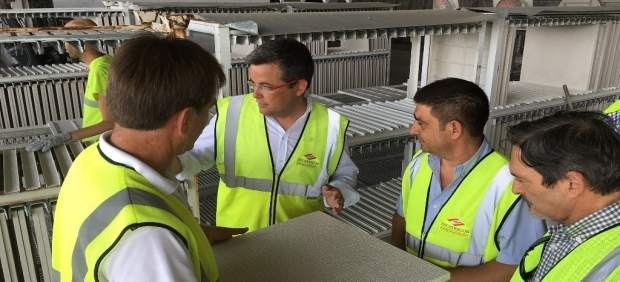 Visita a la empresa Escayesos