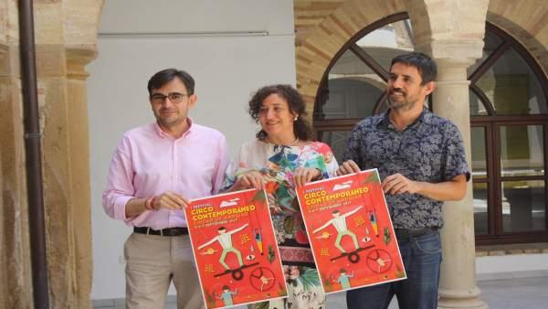 I Festival de Circo Contemporáneo 'Ciudad de Andújar'