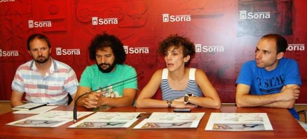 Presentación del Noches Callejeras de Soria