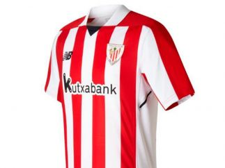 Camiseta del Athletic Club de Bilbao para la temporada 2017/18