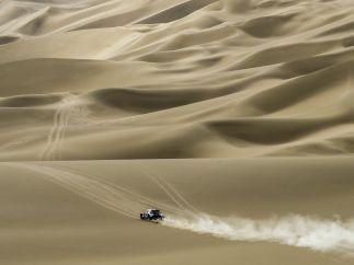 Ruta por las dunas