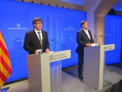 """Puigdemont: """"¿Nos devuelven el dinero de la guerra sucia?"""""""