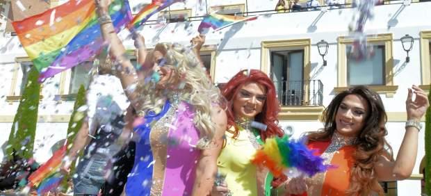 Orgullo LGTB en la zona norte