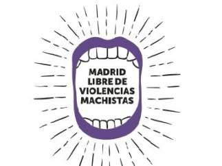 Cartel de la campaña municipal contra la violencia machista en las fiestas