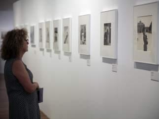 Exposición de Dahl-Wolfe.