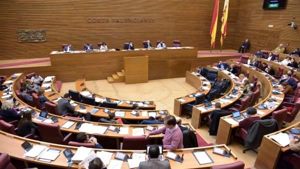 """PP i Cs demanen retornar els pressupostos de 2018 al Consell per ser """"irreals"""" i poc rigorosos"""