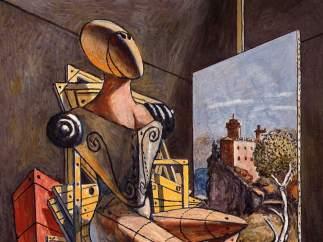 Giorgio de Chirico, entre el sueño y la realidad