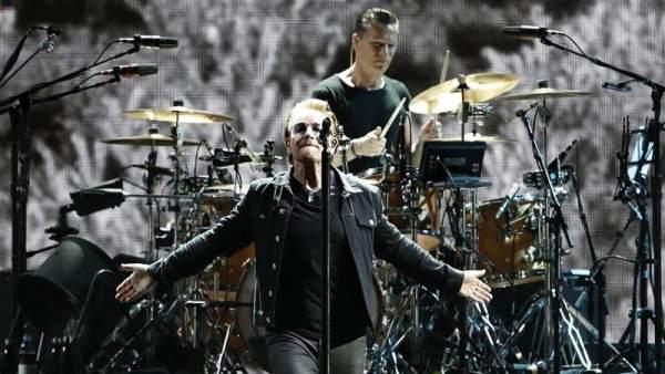 Concierto de U2 en Barcelona