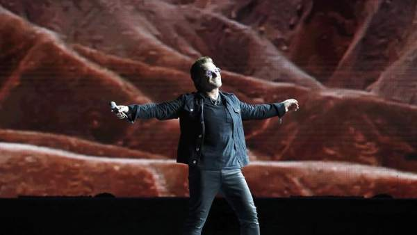 U2 actuará en Madrid el 20 de septiembre