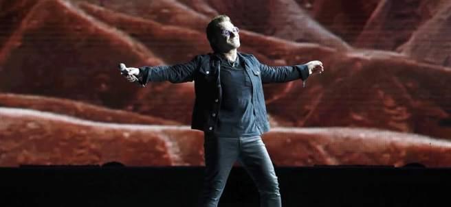 U2 en Barcelona