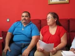 Unos abuelos piden ver a su nieta