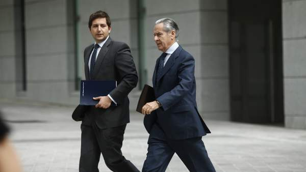 Miguel Blesa acude a la Audiencia Nacional