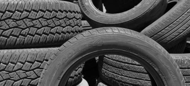 Dos empresas malagueñas ganaron 2 millones vendiendo residuos de neumáticos al tercer mundo