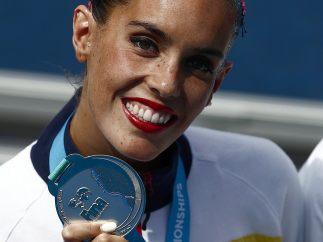 Ona Carbonell, plata mundial
