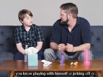 Vídeo sobre la masturbación
