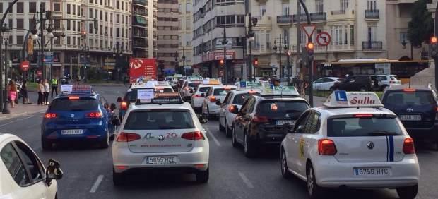 Las Autoescuelas De Madrid Piden Ayuda Por Las Pérdidas Que Ha Ocasionado La Huelga